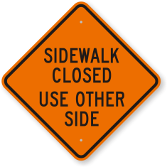 sidewalk-closed-construction-sign-k-0447